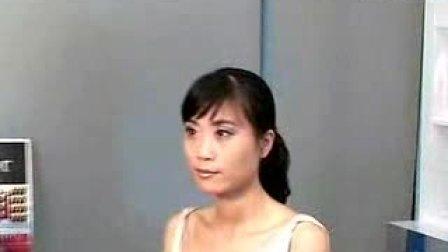 用腮红修饰脸部轮廓-Dior 07秋季彩妆教程