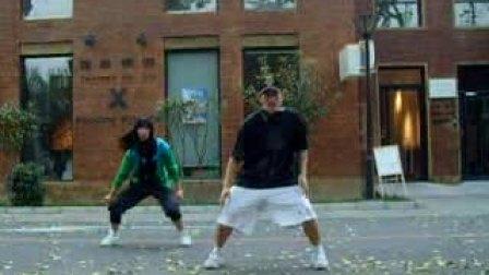 <fitness factory> 学习笔记 和beyonce的舞蹈艺员学习的动作