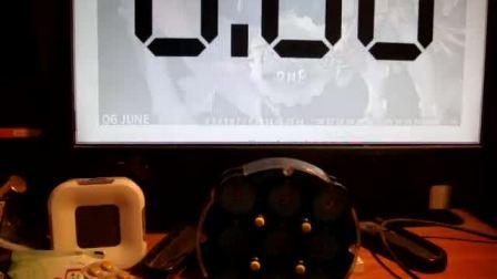 【魔方牛人】王富博15秒还原魔表