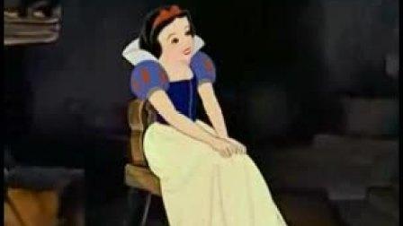 迪斯尼【白雪公主】(1937年12月21日)小片段 小矮人请求白雪公主讲她的爱情故事