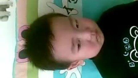 2岁零4个月王梓杰背诵国学经典2