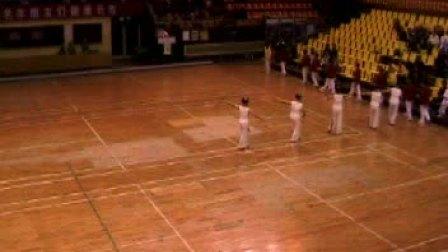 山西晋中代表队柔力球集体自选