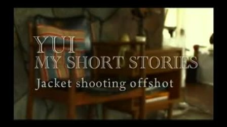 YUI JacketShootingOffshot MY SHORT STORIES