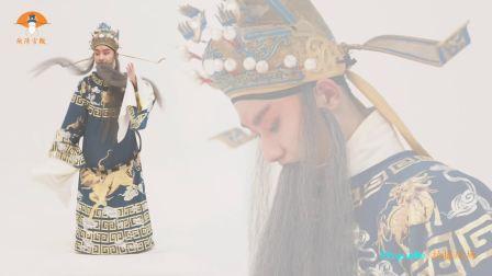 【陶阳】《VogueMe》2018年4月号拍摄花絮 - 京剧造型