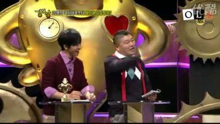 【中字】韩国综艺节目〖强心脏〗YURI的爆料热舞