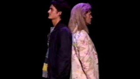 2003年10月 Graham Norton秀万圣节广告2