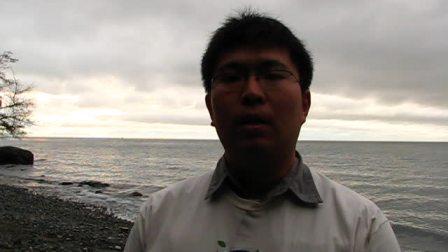 【气候中国之声】留学生Gary