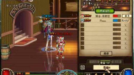 【DNF】毒VS尊1机械