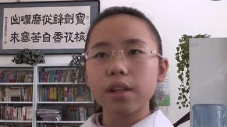 【气候中国之声】芳草地小学学生