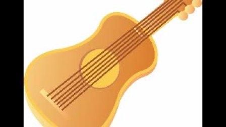 吉他练习曲示范