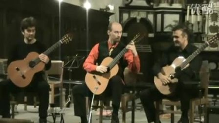 Jan Depreter plays Tarrega