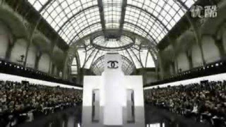 Chanel Fall-Winter 2009 第一部分