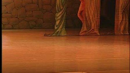 克里姆林宫芭蕾舞剧院 [天鹅湖]片段 三