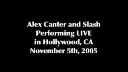 Slash Godfather theme at Bar Mitzvah GNR Guns N Ro