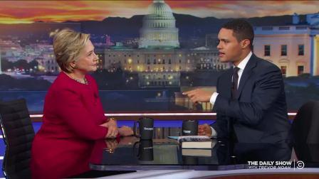 20171102 - Hillary Clinton Participates