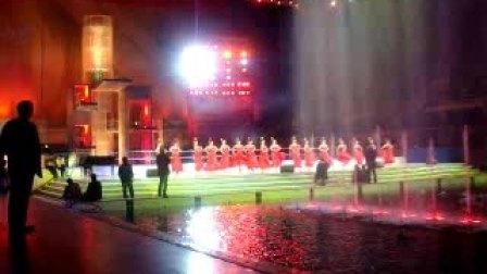 水立方-弗拉民戈舞蹈