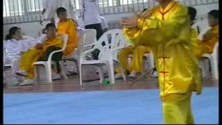 吴式太极拳30式--徐正参赛视频