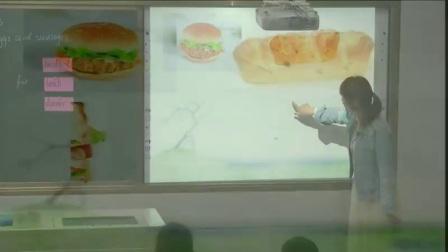 外研版(三起)小學英語五下Module3 Unit 2 Sam ate four hamburgers.河南王利鋒