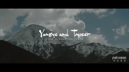 绯系视觉作品 | 西藏旅行婚纱大片