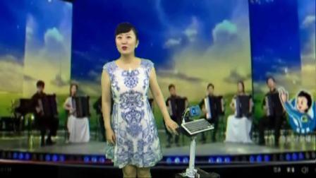 刘璐数伴器手电子鼓为手风琴电子琴民乐队小乐队伴奏演示