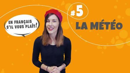 法语初学者:聊聊天气!