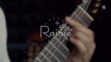 Rainie「吉他丽丽」吉他UG-04原声视听
