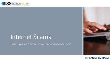 AvoidingScams