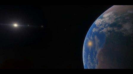 宇宙新视角 -《OVERVIEW VR Universe Experience》预告