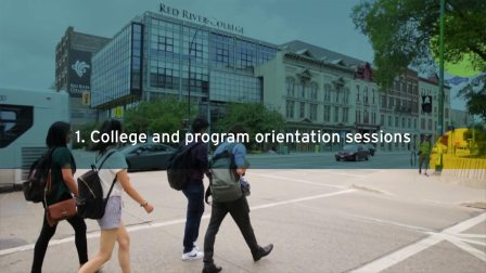 Red River College Post-arrival Guide