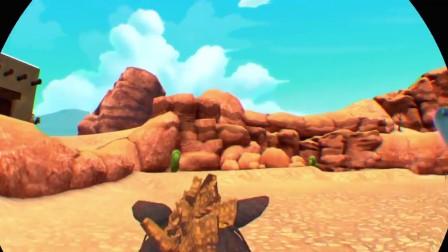 西部射击游戏《霍帕隆:荒地(Hopalong: The Badlands)》PSVR试玩
