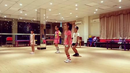 🐸爵士舞暑期班: 最后的单人考核(完整版舞蹈)