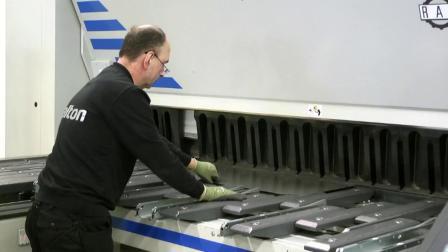 RAS折边机商用厨房设备应用_浩盾Halton_Foodservice_GmbH_720P