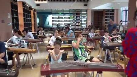 徐凤霞自由即兴音乐古筝亲子大师班扬州实况2