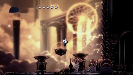 【雪激凌解说】Hollow Knight空洞骑士 EP22:骨钉,外壳与创造力之神