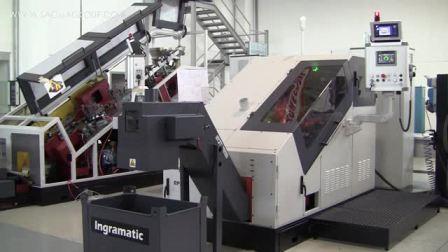 INGRAMATIC RP220 M3-M8搓丝机