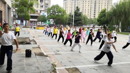 2018年9月22日24式太极拳(上海经纬太极队)