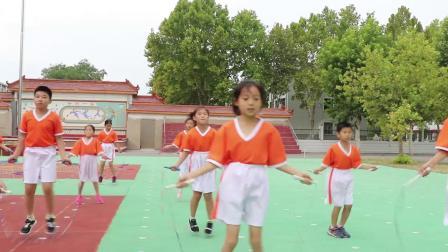 桓台县实验学校唐山分校 花样跳绳