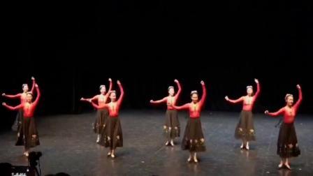 维族舞蹈《花儿这样红》