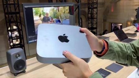 新款苹果Mac mini电脑上手