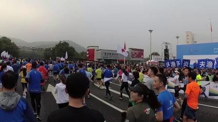 2018杭州马拉松非官方视频