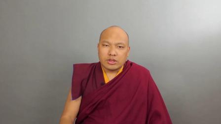 10月28日,法王噶玛巴「慈悲的力量」课程第四堂