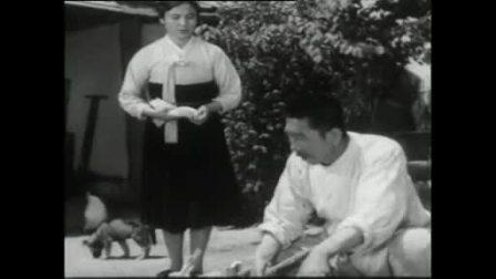 朝鲜故事片《鲜花盛开的村庄》(高清晰版)