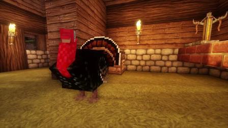 我的世界动画-火鸡战丧尸-Stingray Productions