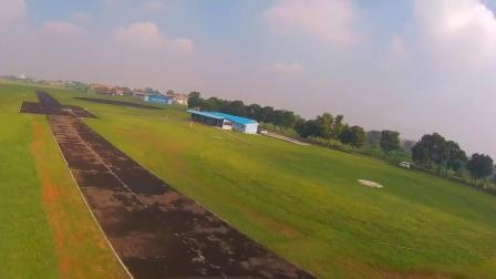 印尼第一位机主首飞变形金钢翼-Finwing 精翼