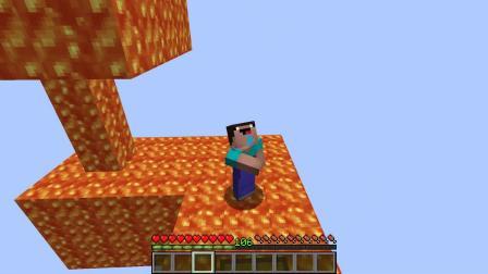 我的世界动画-菜鸟 vs 高手-空岛方块-Scraper Noob