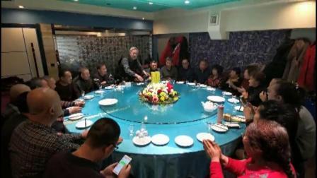 宁安市武术麒麟鞭协会座谈会