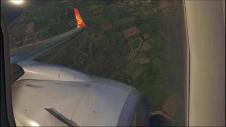 【X-plane11】 海航B738进近大理机场