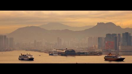 MR.GUO + MRS.SUN 香港 轻旅拍