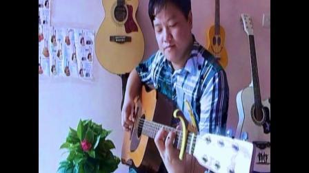 韩宇吉他弹唱陈奕迅的歌《十年》好听呀!