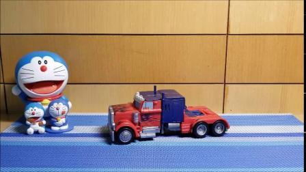 SOMEGUYS的玩具分享114:简单粗暴才是王道,变形金刚09电影FAB擎天柱